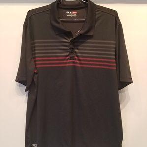 Fila Gold Perfomance Sport Golf Shirt
